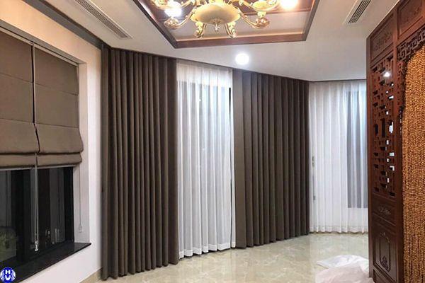 Mẫu rèm cửa đẹp hiện đại theo phong cách tối giản nhất