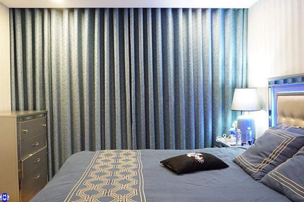 Mẫu rèm cửa giá rẻ được nhiều khách hàng ở Hà Nội chọn lựa