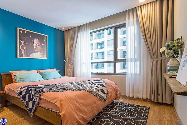 Mẫu rèm cửa sang trọng phòng ngủ được nhiều chủ đầu tư yêu thích