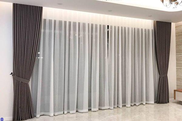 Mẫu rèm cửa sổ được khách hàng yêu thích quận long biên