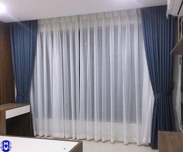 Mẫu rèm cửa sổ giá rẻ chống nắng cách nhiệt