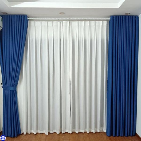 Mẫu thiết kế rèm cửa cao cấp được yêu thích tại khu vực quận tây hồ