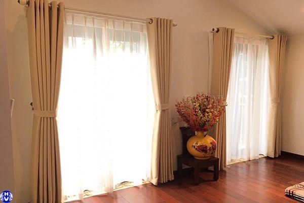 Một mẫu rèm cửa cao cấp được khách hàng yêu mến khu vực quận thanh xuân