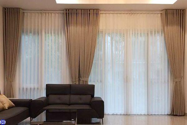 Một mẫu rèm cửa sổ ưa thích khu vực quận đống đa hà nội