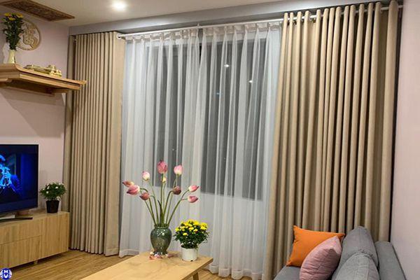 Một trong số rèm cửa sổ đẹp ở Hà Nội được tìm kiếm nhiều nhất