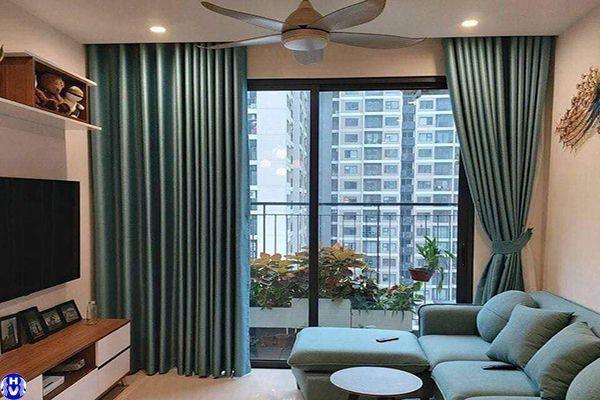 Nhiều loại rèm cửa rẻ đẹp Hà Nội khách hàng lựa chọn