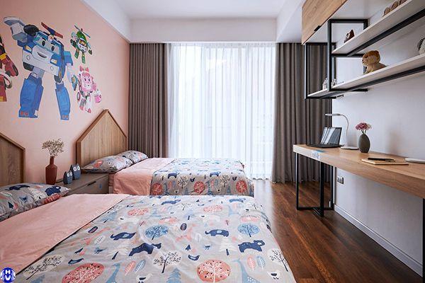 Rèm cửa cao cấp phòng ngủ bé trai tại chung cư vinhome cầu giấy