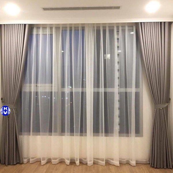 Rèm cửa sổ tự động cho ngôi nhà thông minh ở cầu giấy
