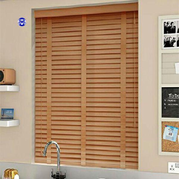 Lắp rèm gỗ giá rẻ nhà khách hàng tại trần quốc vượng cầu giấy