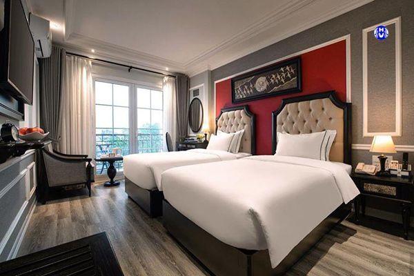 Lắp rèm vải giá rẻ cho nhà nghỉ khách sạn tại nguyễn chánh cầu giấy