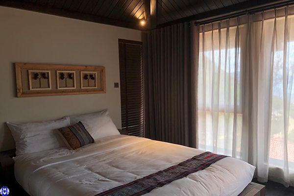 Thiết kế may rèm vải cho khách sạn sang trọng tại tây hồ hà nội
