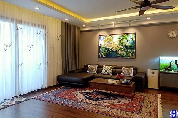 Xem mẫu rèm cửa cao cấp khu vực cầu giấy trực tiếp tại nhà