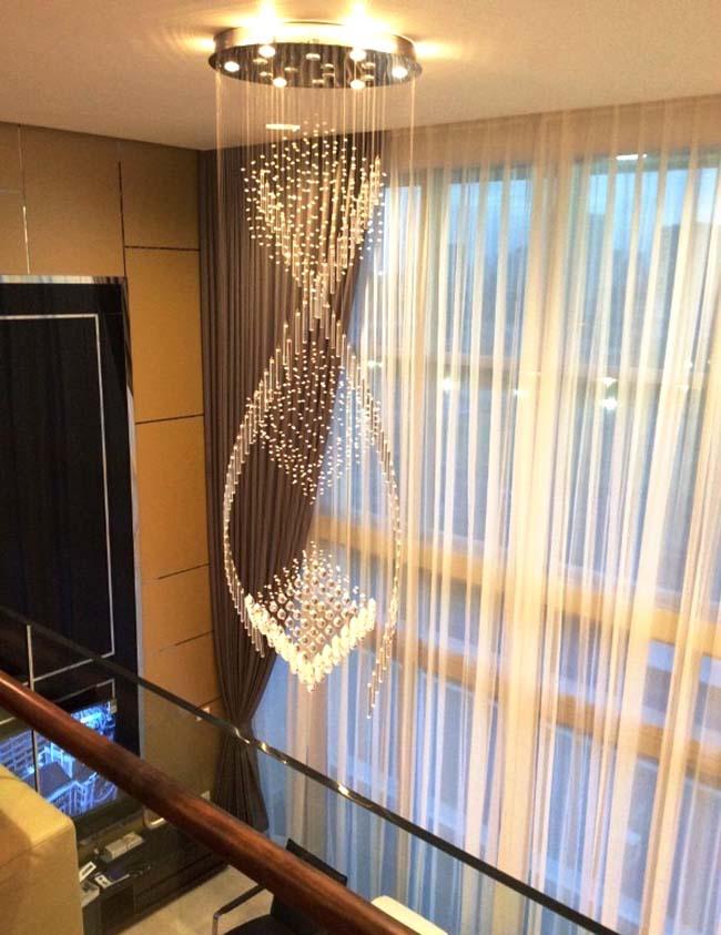 Bộ rèm cửa sổ vừa che nắng vừa để trang trí cho ngôi nhà