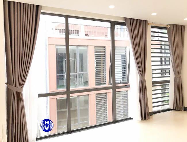 mẫu rèm cửa giá rẻ dùng phòng khách và văn phòng