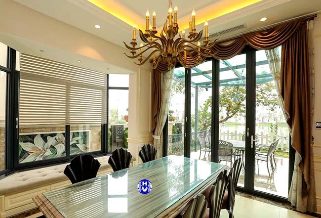 Mỗi sản phẩm rèm cửa sổ đẹp bên hải vân thiết kế đều gây được ấn tượng người tiêu dùng tại ba đình
