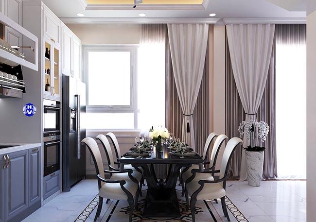 Mỗi sản phẩm rèm cửa sổ đẹp là lời khẳng định cho thương hiệu Hải Vân tại thị trường Đống Đa