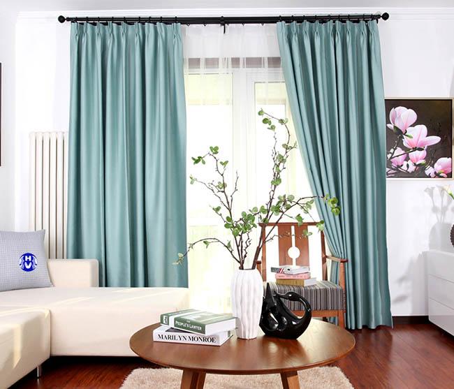 Một mẫu rèm cửa rẻ đẹp tại hà nội thiết kế bởi KTS Hải Vân