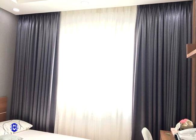 Một trong những mẫu rèm cửa sổ đẹp được yêu thích tại thanh trì