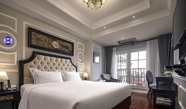 Một trong những mẫu rèm cửa sổ phòng ngủ hiện đại thiết kế riêng cho những căn nhà hoàn kiếm