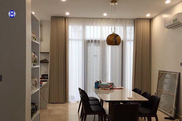 Rèm cửa sổ đẹp chung cư dịch vọng cầu giấy