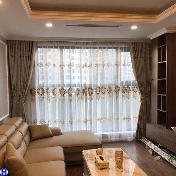 thiết kế rèm cửa cao cấp hải vân được khách hàng đánh giá cao
