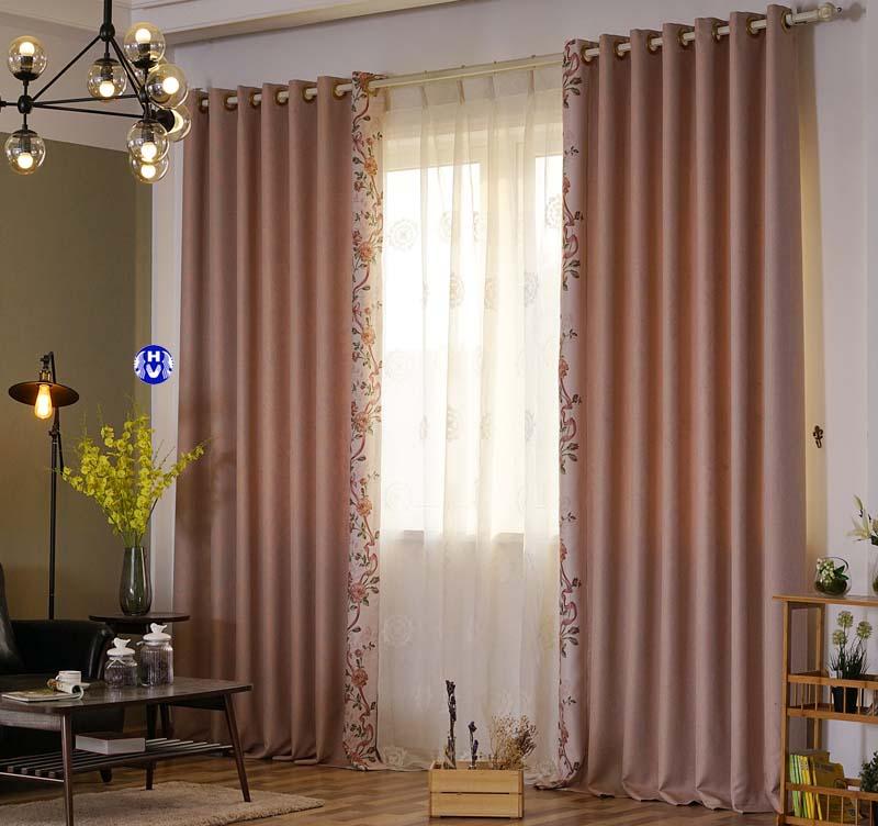 thiết kế rèm cửa rẻ đẹp được nhiều khách hàng quan tâm tại Hà Nội