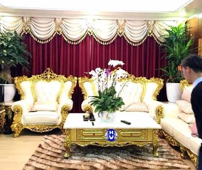 Các kiểu rèm cửa được sản xuất theo quy trình chuẩn đảm bảo chất lượng và tính thẩm mỹ