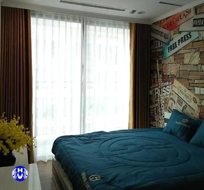 Các loại rèm cửa hiện đại giúp điều tiết ánh sáng trong căn phòng được linh hoạt