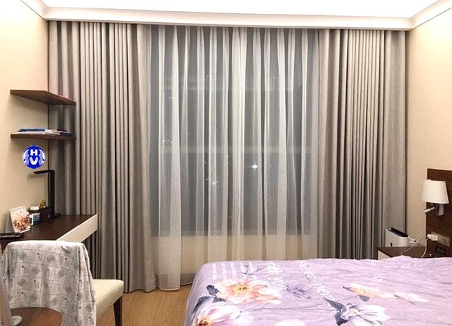 Các loại rèm cửa hiện đại tập trung nhiều đến màu sắc để phối kết hợp nội thất