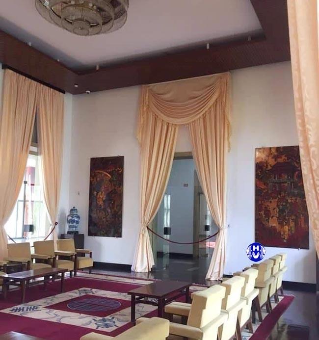 Các mẫu rèm được thiết kế cầu kỳ tăng nét đẹp căn phòng