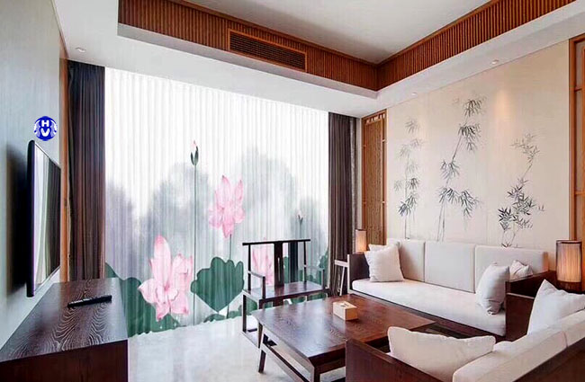 Hải Vân cung cấp rất nhiều các loại rèm cửa hiện đại cho nhiều công trình khách nhau