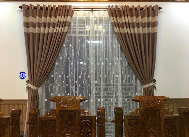 Hải Vân điểm đến khách hàng mua rèm cửa sổ rẻ đẹp