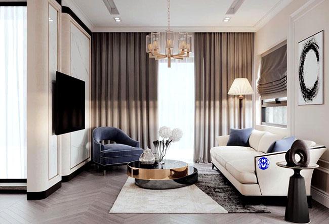 Mẫu rèm cửa sổ nhỏ giá rẻ giúp điều tiết ánh sáng trong căn phòng