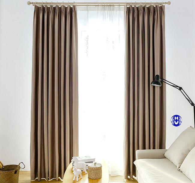 Một thiết kế rèm cửa may sẵn giá rẻ được nhiều khách hàng lựa chọn