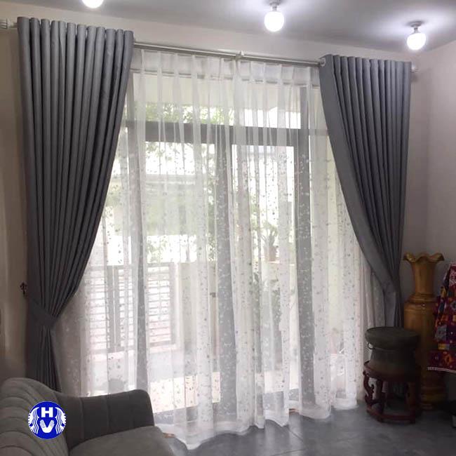 Những thiết kế rèm cửa cách nhiệt lôi cuốn người nhìn ngay từ ban đầu