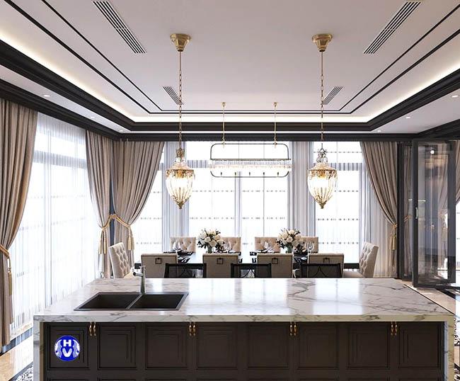 Hình ảnh mẫu thiết kế rèm cửa bởi đội ngũ kiến trúc sư Hải Vân