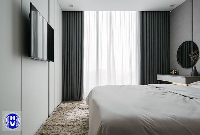 Bạn sẽ ngủ ngon hơn với mẫu rèm cửa hai lớp cách nhiệt này