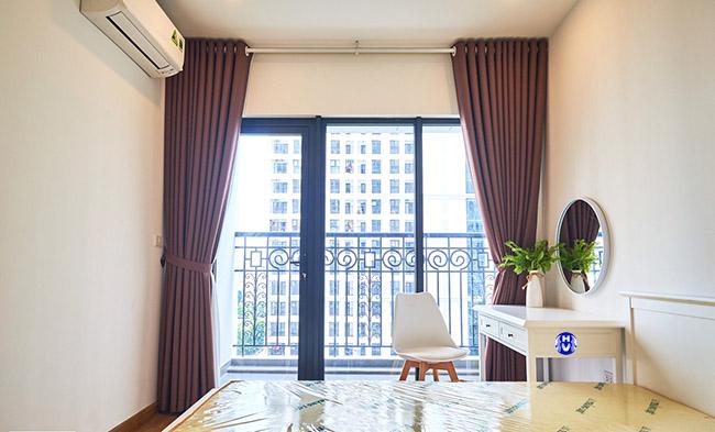 Một thiết kế rèm vải cửa sổ 1 lớp đẹp được nhiều chủ đầu tư lựa chọn