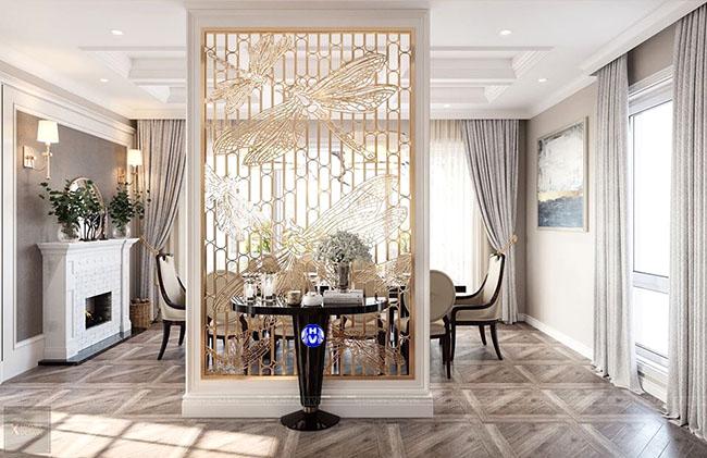 Những mẫu rèm cửa đẹp sang trọng là cầu nối giao thoa không gian bên trong và bên ngoài căn phòng