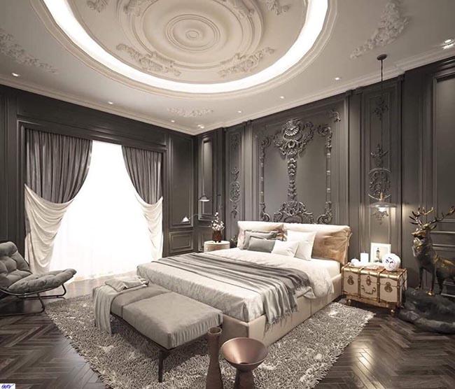 Chỉ cần sự pha trộn khéo léo màu sắc rèm cửa với nội thất bạn sẽ tạo lên sự đồng bộ lôi cuốn