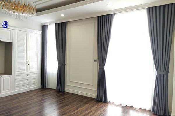 Mẫu rèm cửa phòng ngủ đẹp chuẩn phong thủy cho gia chủ