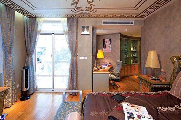 Rèm cửa đẹp hiện đại dành cho nhà biệt thự villa