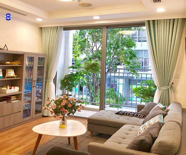 Rèm cửa đẹp trang trí cho chung cư cao cấp