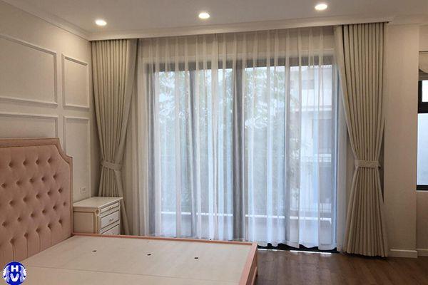 Rèm cửa màu ghi lý tưởng cho mọi không gian nội thất hiện đại
