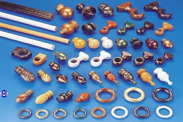 Cửa hàng Hải Vân đa dạng các mẫu phụ kiện rèm cửa