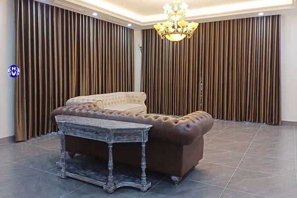 Mẫu rèm cửa thịnh hành nhất trong kiến trúc nội thất châu âu