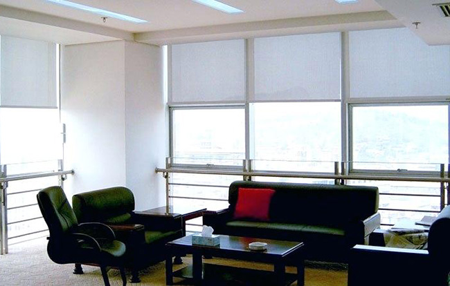Mẫu rèm cửa thông dụng cho giới văn phòng công ty