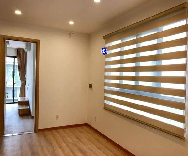 Rèm cầu vồng cửa sổ dành cho phòng ngủ