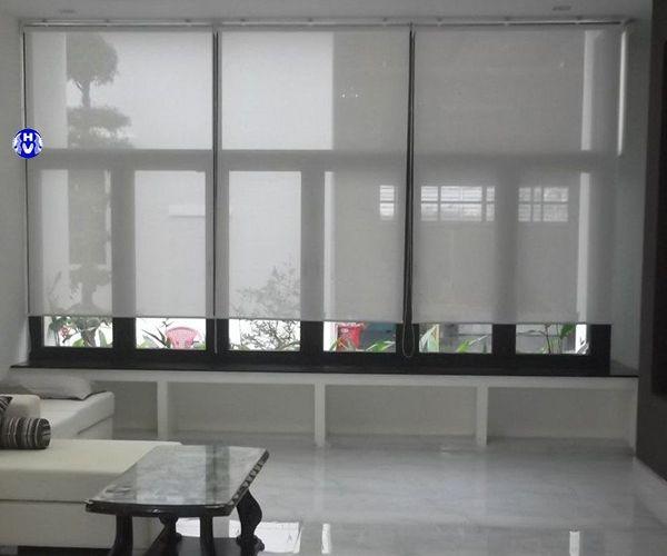 Rèm cuốn lưới giá rẻ văn phòng tại Hà Nội