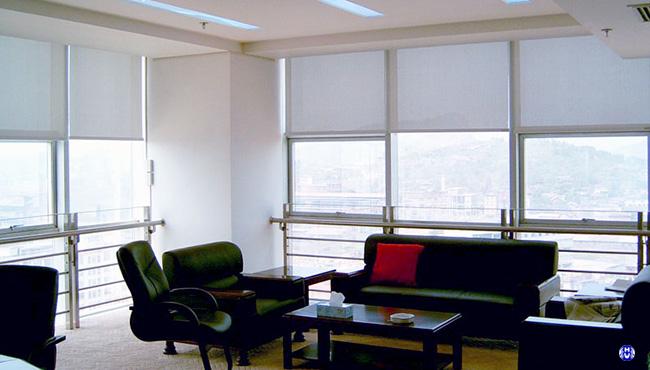 Rèm cuốn roman giúp căn phòng linh hoạt điều chỉnh ánh sáng